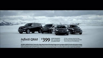 Infiniti TV Spot, 'Be Ready to Winter' - Thumbnail 8