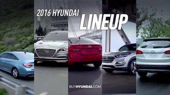 Hyundai TV Spot, 'Smart Life: 2016 Lineup'