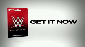 WWE Network 3-Month Subscription Gift Card TV Spot, 'Family Entertainment' - Thumbnail 9