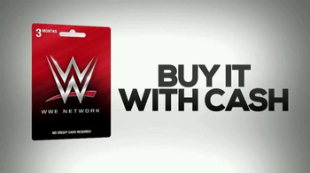 WWE Network 3-Month Subscription Gift Card TV Spot, 'Family Entertainment' - Thumbnail 5