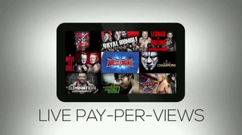WWE Network 3-Month Subscription Gift Card TV Spot, 'Family Entertainment' - Thumbnail 6