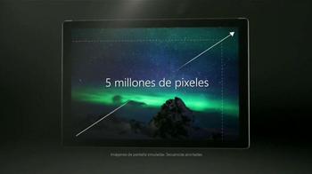 Microsoft Surface Pro 4 TV Spot, 'Haz cosas grandiosas' [Spanish] - Thumbnail 3