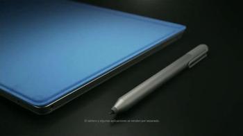 Microsoft Surface Pro 4 TV Spot, 'Haz cosas grandiosas' [Spanish] - Thumbnail 7
