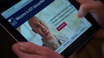 ACP AdvisorNet TV Spot, 'WWE and John Cena Encourage Veterans' - Thumbnail 5