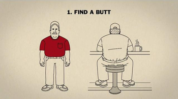 Duluth Trading Company LongTail T Shirt TV Spot, 'How to Un-Plumber a Butt'