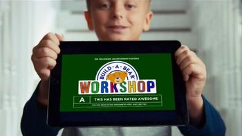 Build-A-Bear Workshop TV Spot, 'Star Wars: Episode VII - The Force Awakens' - Thumbnail 1