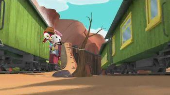 Sheriff Callie's Wild West: Howdy Partner TV Spot, 'Disney Junior' - Thumbnail 2