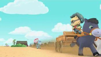 Sheriff Callie's Wild West: Howdy Partner TV Spot, 'Disney Junior' - Thumbnail 6