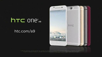 HTC One A9 TV Spot, 'Be Brilliant' - Thumbnail 8