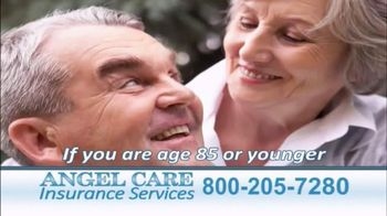 Angel Care Insurance Services TV Spot, \'Senior Care Plan\'