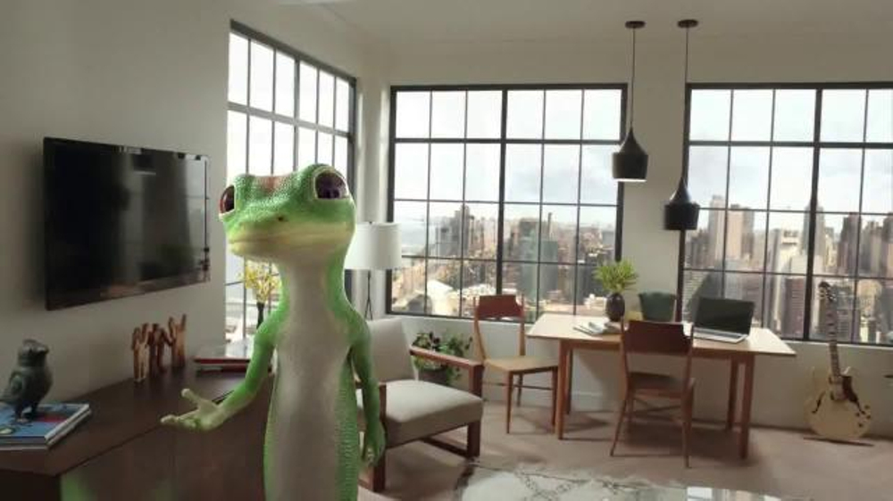 Geico Tv Commercial Small New York Apartment Ispot Tv
