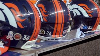 USAA TV Spot, 'Salute to Service: Helmet Decals' - 1 commercial airings