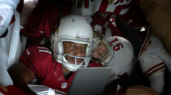 VISA Checkout TV Spot, 'Fumble: Larry's Ball' - 3 commercial airings