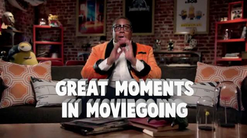 Fandango TV Spot, 'Miles Mouvay: Great Moments' Featuring Kenan Thompson - Thumbnail 1