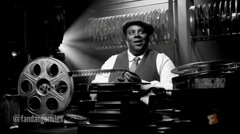 Fandango TV Spot, 'Miles Mouvay: Great Moments' Featuring Kenan Thompson