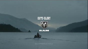 2016 Ram 2500 Outdoorsman TV Spot, 'Stay Inside' - Thumbnail 9