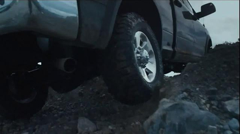 2016 Ram 2500 Outdoorsman TV Spot, 'Stay Inside' - Thumbnail 4