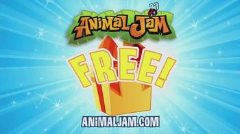 National Geographic Animal Jam TV Spot, 'Happy Jamaalidays!' - Thumbnail 4