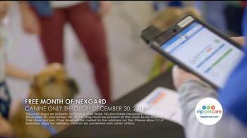 VIP Pet Care TV Spot, 'Holidays: Free Nexgard' - Thumbnail 5