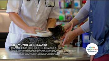 VIP Pet Care TV Spot, 'Holidays: Free Nexgard' - Thumbnail 6
