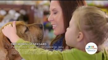 VIP Pet Care TV Spot, 'Holidays: Free Nexgard' - Thumbnail 7