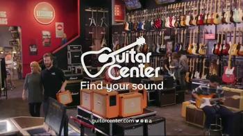 Guitar Center Black Friday TV Spot, 'Headphones, Mics & Speakers' - Thumbnail 8
