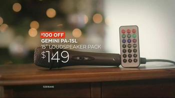Guitar Center Black Friday TV Spot, 'Headphones, Mics & Speakers' - Thumbnail 5