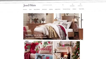 Joss and Main TV Spot, 'Holiday Finds' - Thumbnail 8