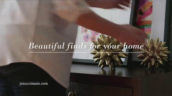 Joss and Main TV Spot, 'Holiday Finds' - Thumbnail 9