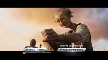 Time Warner Cable On Demand TV Spot, 'Disney's Pete's Dragon and The BFG'