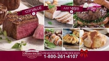 Omaha Steaks Favorite Gift Package TV Spot, 'Holiday Gift'