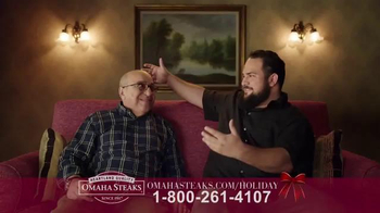 Omaha Steaks Favorite Gift Package TV Spot, 'Holiday Gift' - Thumbnail 1