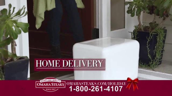 Omaha Steaks Favorite Gift Package TV Spot, 'Holiday Gift' - Thumbnail 7