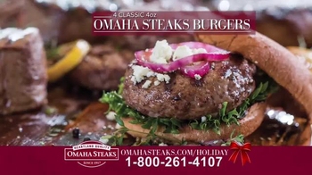 Omaha Steaks Favorite Gift Package TV Spot, 'Holiday Gift' - Thumbnail 8