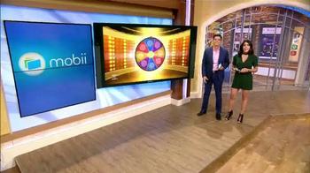 Mobii TV Spot, 'Univision: juego de la ruleta' [Spanish]