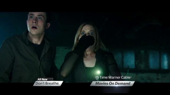 Time Warner Cable On Demand TV Spot, 'Don't Breathe' - Thumbnail 6