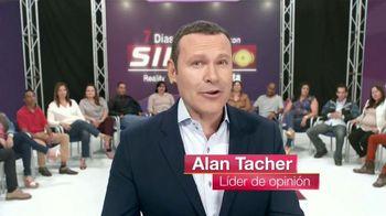 Silka TV Spot, '7 Días de Tratamiento' con Alan Tacher [Spanish]
