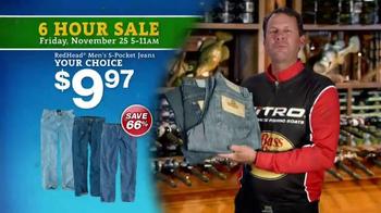 Bass Pro Shops 6 Hour Sale TV Spot, 'Jeans & Drones' - Thumbnail 4