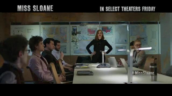 Miss Sloane - Alternate Trailer 4