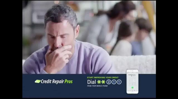 Credit Repair Pros TV Spot, 'Address Unfairly Reported Items' - Thumbnail 2