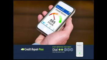 Credit Repair Pros TV Spot, 'Address Unfairly Reported Items' - Thumbnail 4