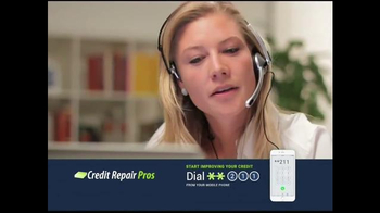 Credit Repair Pros TV Spot, 'Address Unfairly Reported Items' - Thumbnail 5