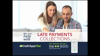 Credit Repair Pros TV Spot, 'Address Unfairly Reported Items' - Thumbnail 6