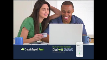 Credit Repair Pros TV Spot, 'Address Unfairly Reported Items' - Thumbnail 7