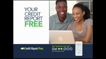 Credit Repair Pros TV Spot, 'Address Unfairly Reported Items' - Thumbnail 8