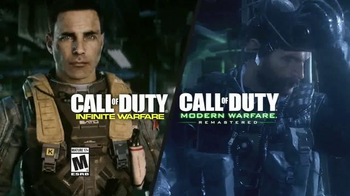 Call of Duty: Infinite Warfare Legacy Edition TV Spot, 'Two Amazing Games' - 243 commercial airings