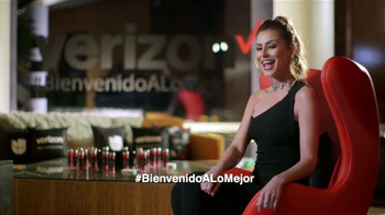 Verizon TV Spot, '2016 Latin Grammys VIP' con Nastassja Bolívar [Spanish] - 1 commercial airings