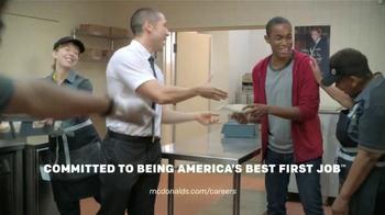 McDonald's TV Spot, 'El mejor trabajo' [Spanish] - Thumbnail 8