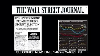 The Wall Street Journal TV Spot, '2016 Presidential Election' - Thumbnail 9