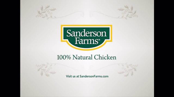 Sanderson Farms TV Spot, 'Merry Christmas and Happy Holidays' - Thumbnail 5